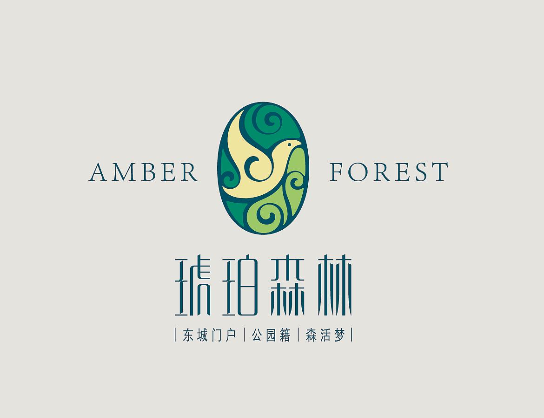 琥珀森林 logo图片