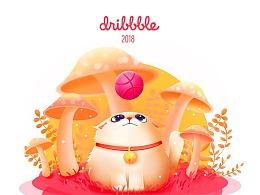 2018 dribbble作品精选