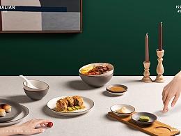餐具摄影 I hualian华联 x TPstudio摄影