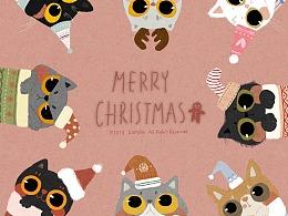 喵ry Christmas (●´∀`●)ノ