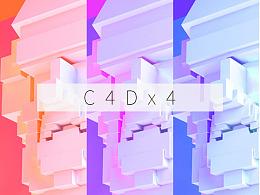 C4Dx4