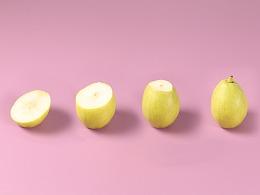 定格动画-水果切片