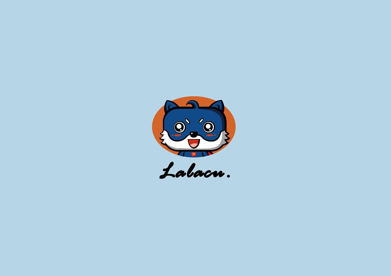 卡通吉祥物logo设计