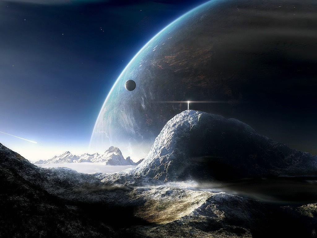 有一部电影,是有关太空星际穿越的,想不起来名字了