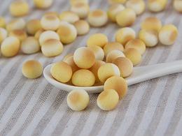奶溶豆小馒头婴儿溶豆豆