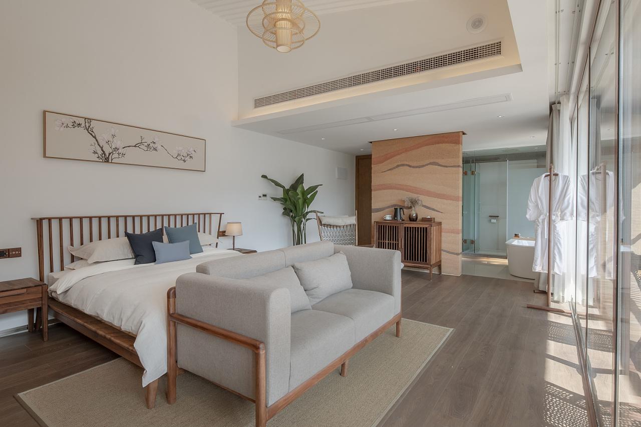 归隐.揽树|空间|室内设计|室内设计小丹-原创设计上海大学图片