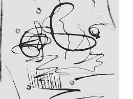 抽象 涂涂画画