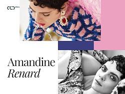 Amandine Renard Concept person website by 梁定然_海南