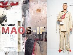 国潮品牌 MAOS-IF 时装周【2】服装设计 -serfaico