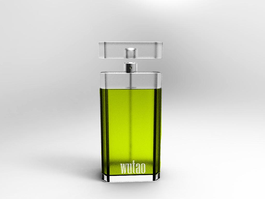 香水瓶设计图片