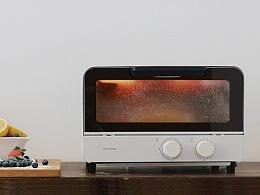 北欧欧慕-小烤箱详情页