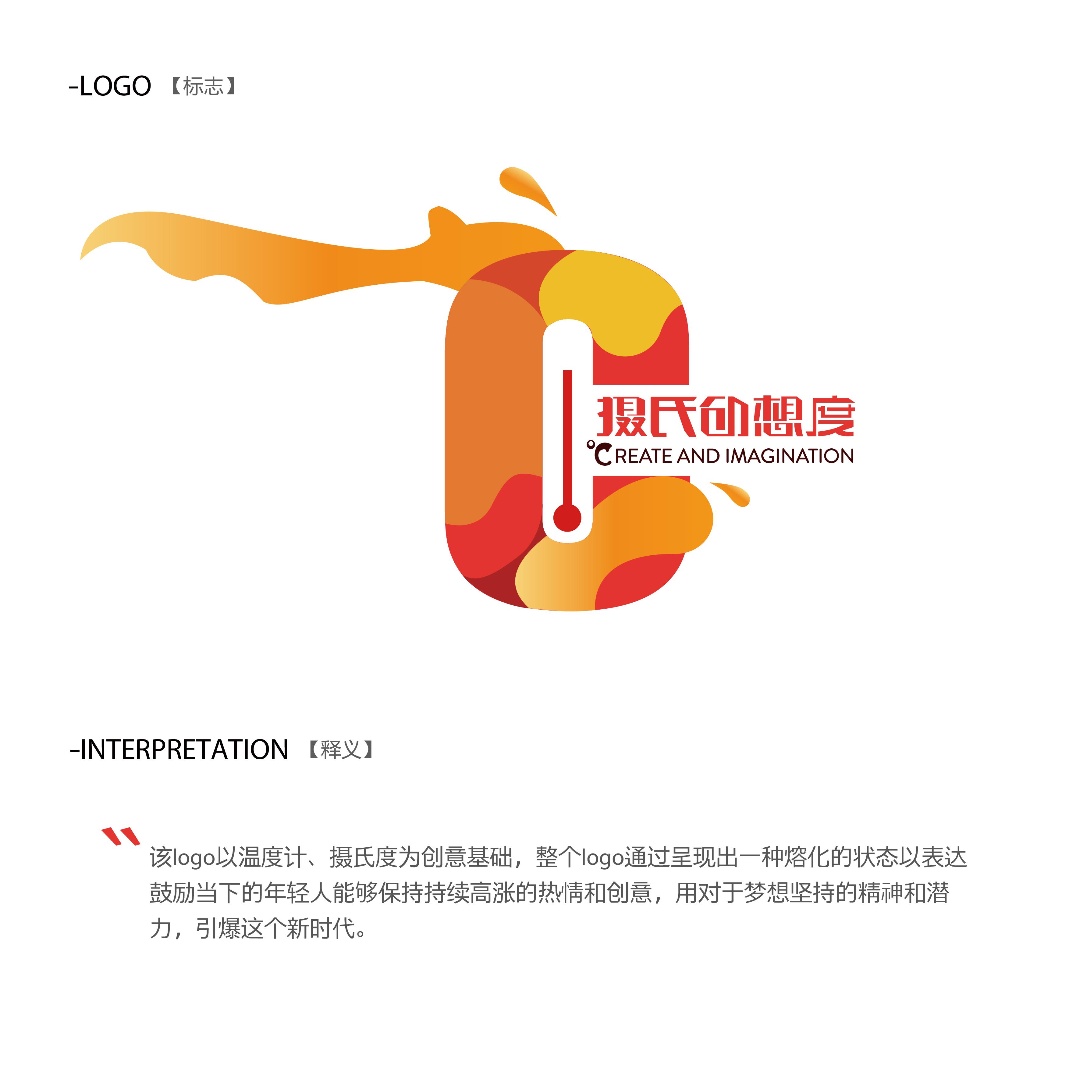 一组关于喷发意义的logo设计图片