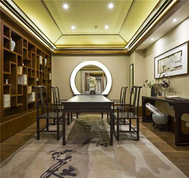 新中式茶楼-成都茶楼设计|室内设计|空间/建筑|成都