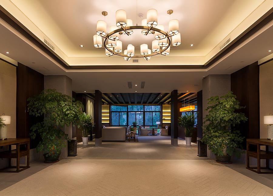 酒店室内实景拍摄|环境/建筑|