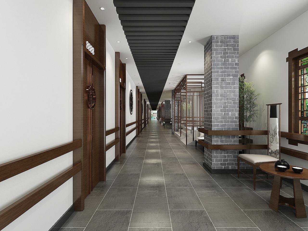 养老院设计 养老中心设计图片