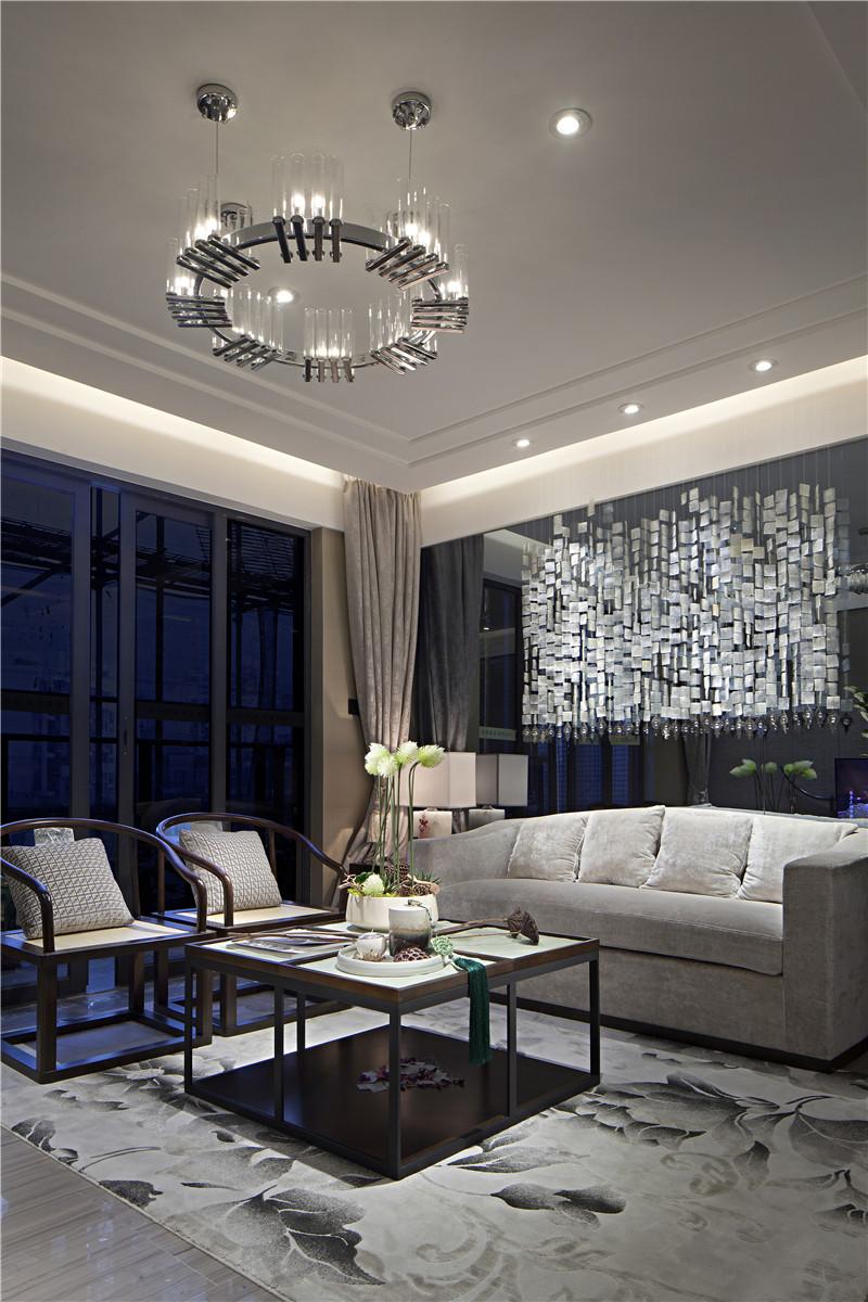 中式设计房屋003:御景台样板房|室内设计|别墅形案例设计图片欣赏图片