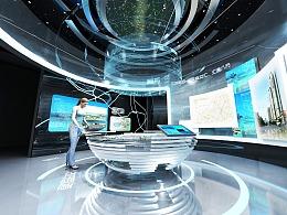 科技展示空间展厅