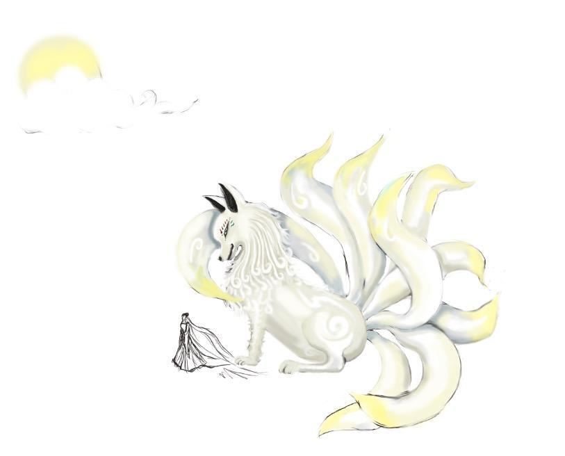 九尾狐——《山海经》