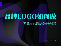 品牌LOGO设计全过程-西番品牌LOGO