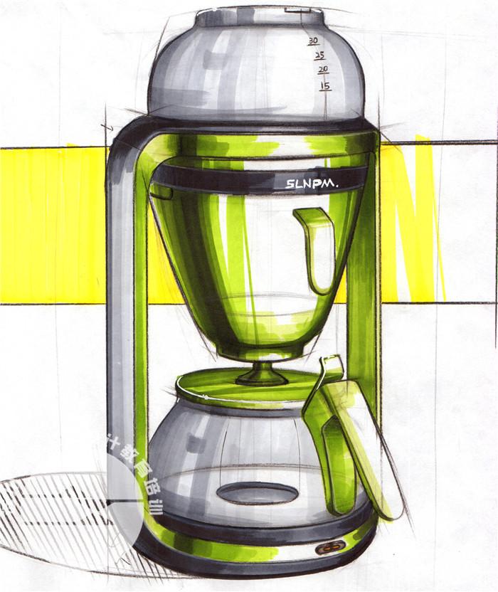 工业设计手绘|其他产品|工业/产品|zhangzhiyuan898
