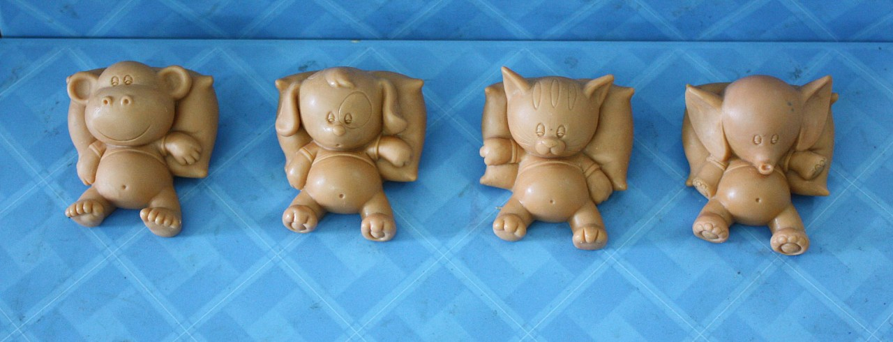 baby小动物|手工艺|手办/原型|小马叔叔 - 原创作品