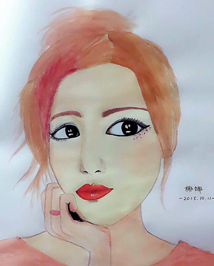 手绘色彩插画(有的是原创,有的是临摹,有的是水彩,有的是马克笔,有的