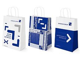 盛世金控集团品牌形象设计