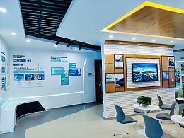 电网展厅立面布展