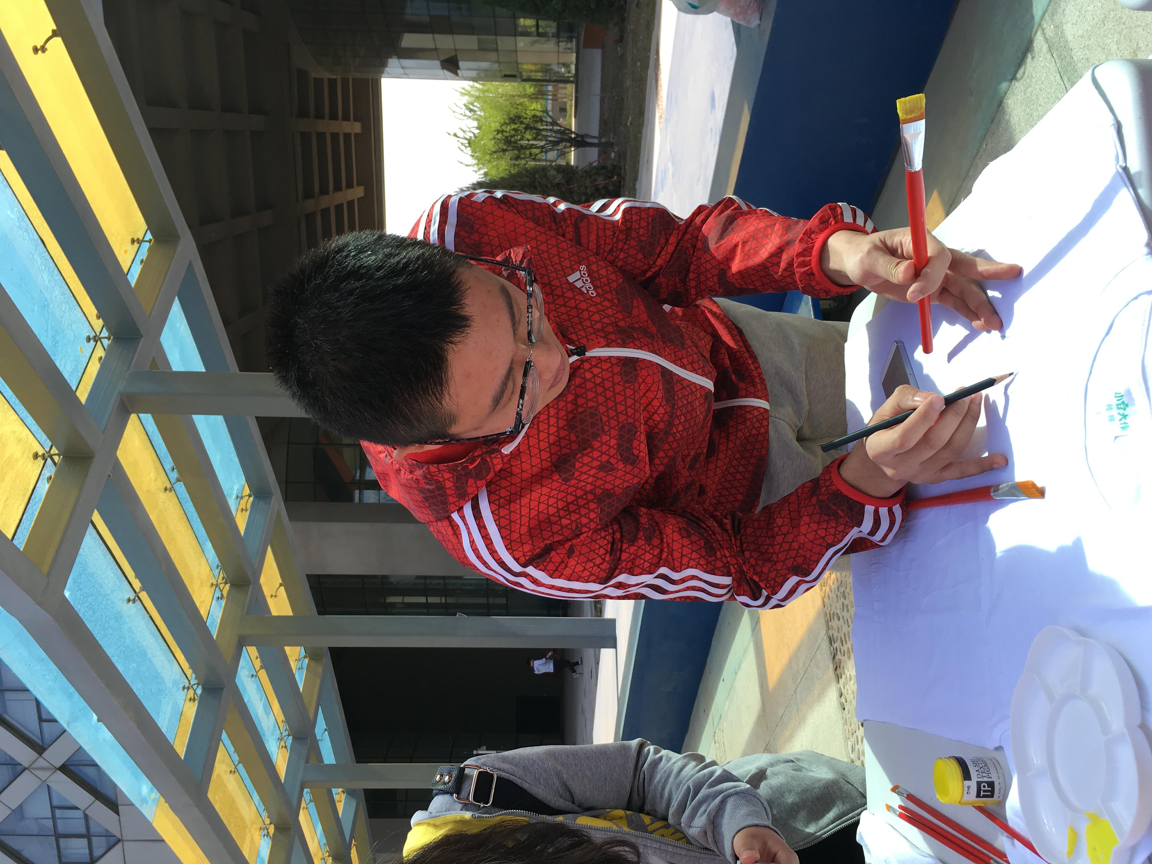 举办一次校园手绘活动让创意融入生活有进