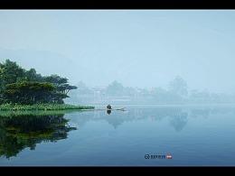 漓江畔·大树下·小日子   lumion古建文旅项目动画首发