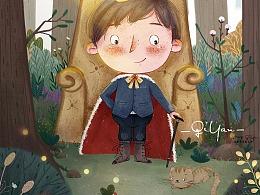 ❤我的梦想是成为像小王子一样的小孩