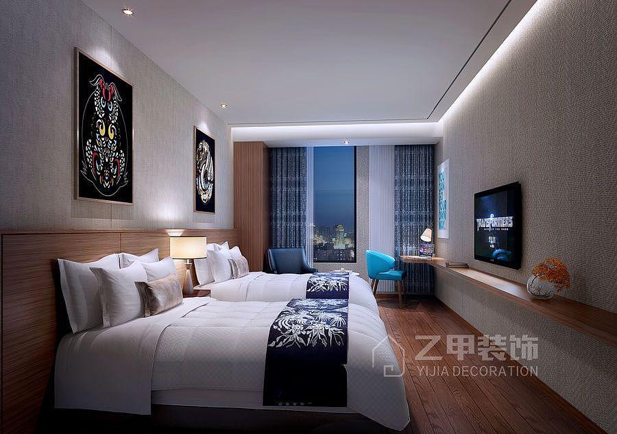 酒店设计装修 遂宁主题酒店设计装修公司