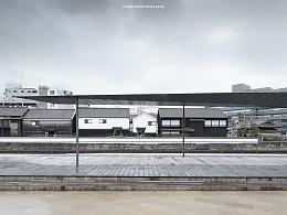 长崎县美术馆及周边景观系统