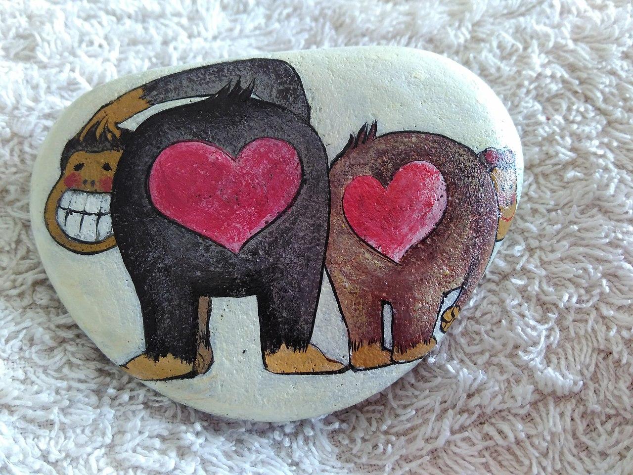 手绘石头|动漫|动画片|合丽娟 - 临摹作品 - 站酷