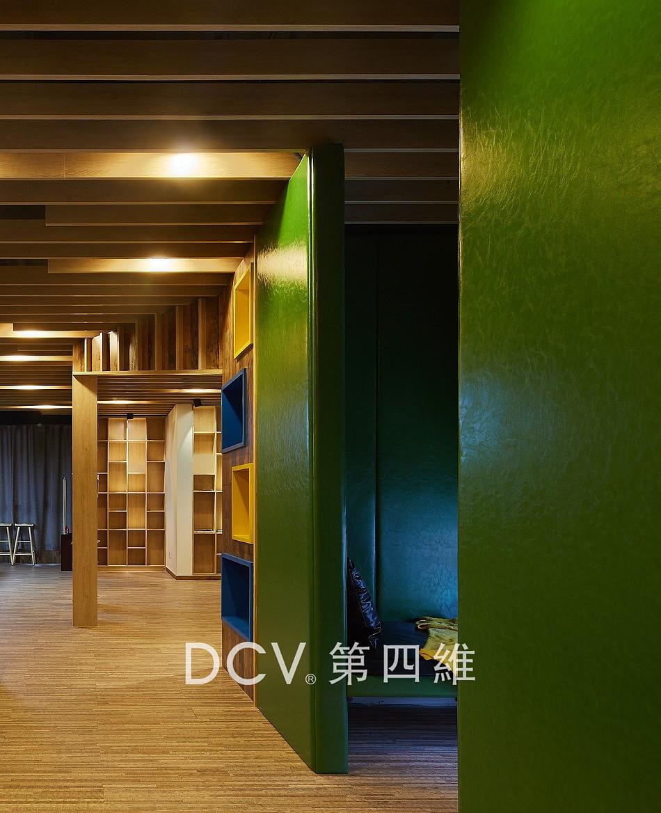 西安北航科技园创意多功能会所室内设计
