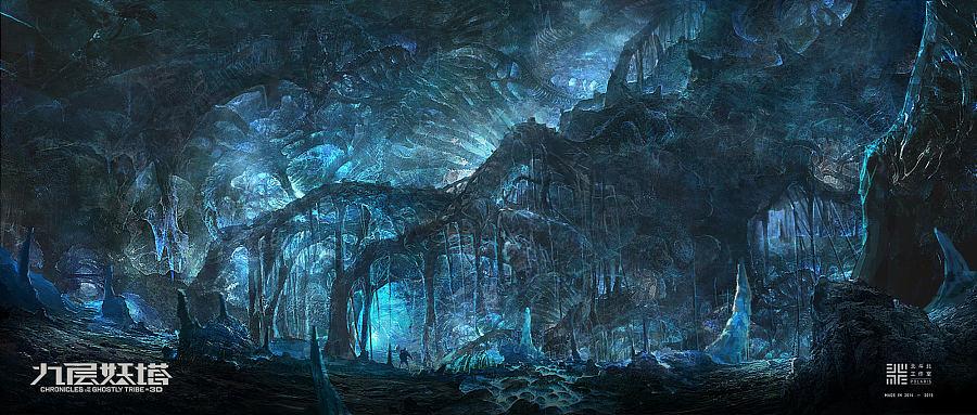 查看《《鬼吹灯之九层妖塔》》原图,原图尺寸:2000x851