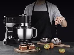 Whirlpool/惠而浦WBL-MS506M厨师机