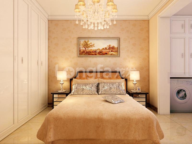 国仕山140平超美欧式装修设计效果图|室内设计|空间