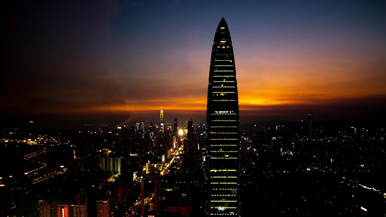 地王大厦深港之窗图片