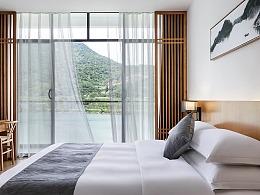 酒店建筑拍摄-湖南郴州心泊酒店