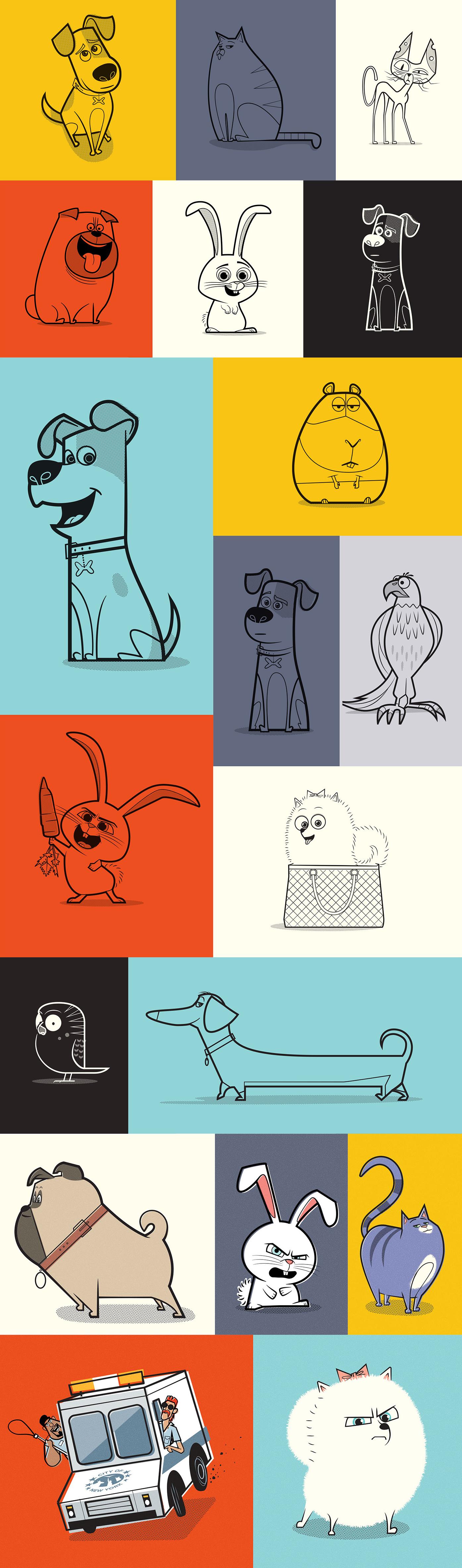 简单手绘|像素画|插画|wsound - 原创设计作品 - 站酷