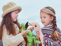 holakids儿童商业摄影 | t.s 野营