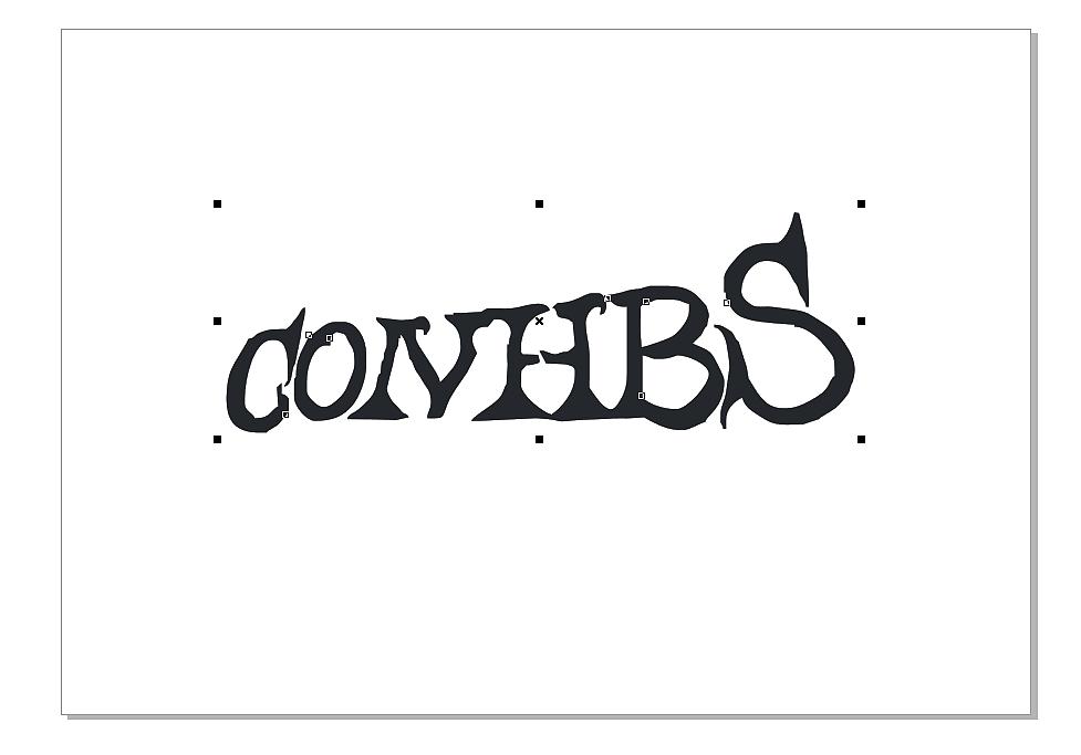手绘字体微教程