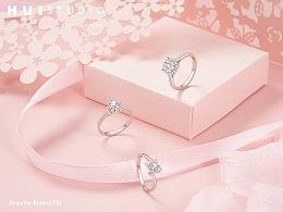 TSL谢瑞麟拍摄——结婚求婚婚戒首饰