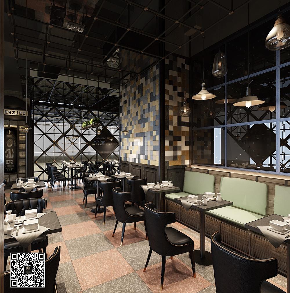 拉萨餐饮装修设计《胡九特色》拉萨餐厅v餐饮,拉萨餐厅室内设计家居模板下载图片