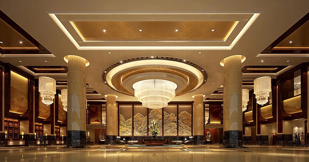 逸锦明婷度假酒店设计案列登泰山记线路绘制图片