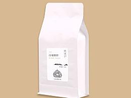 散茶  品牌包装 详情页