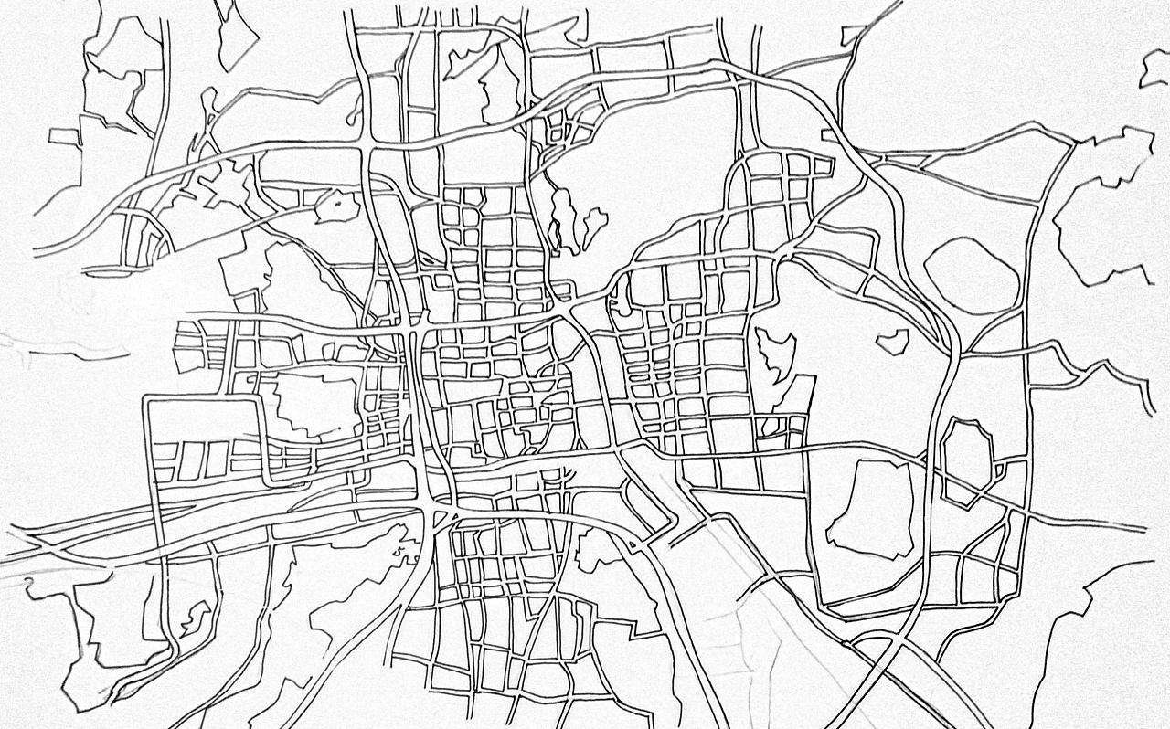 手绘地图 和 其他