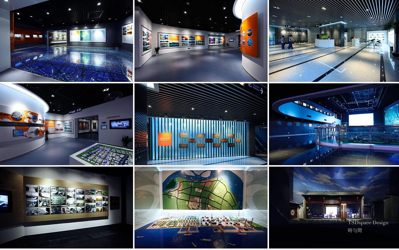 张家港市城市展示馆 空间 室内设计 时与间品牌设计图片