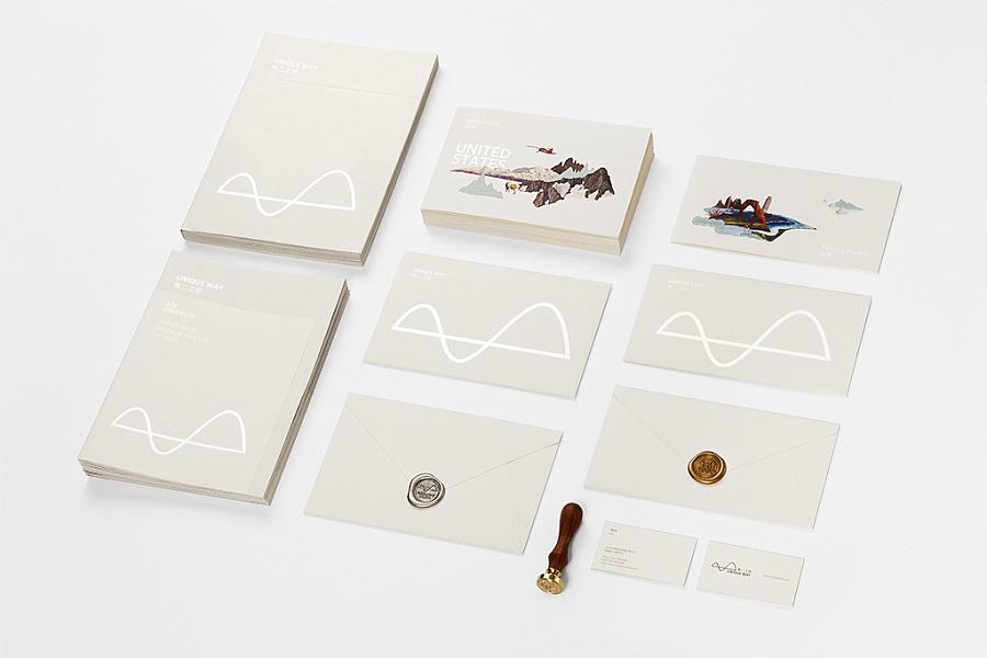 查看《之间设计-UNIQUEWAY无二之旅品牌设计》原图,原图尺寸:1024x683
